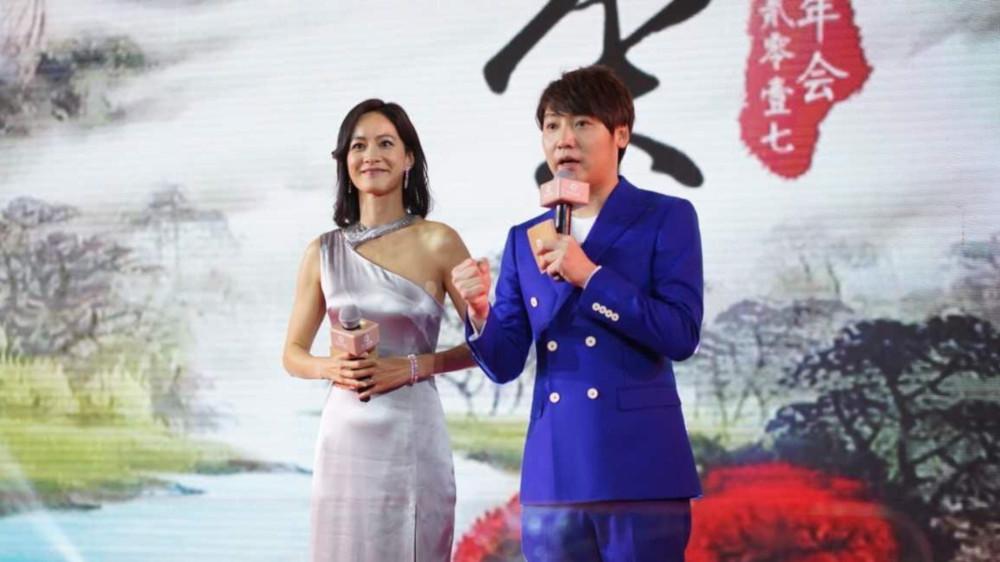 上海景榮控股新年盛典 演藝經紀