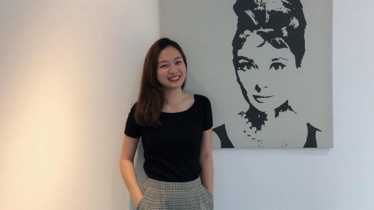 不只是小編,更是形象設計師 – 資深企業形象顧問 張晏慈(Yvonne Chang)