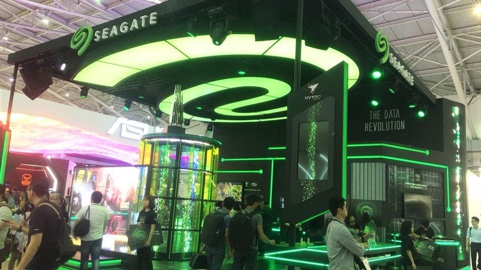 希捷科技 Seagate Computex KOL tour