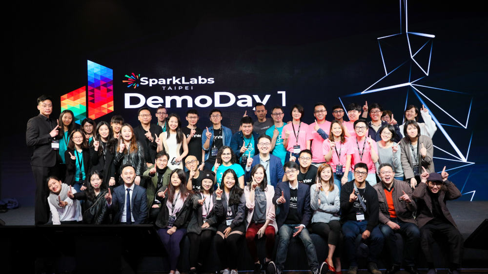 SparkLabs Taipei Demo Day 1