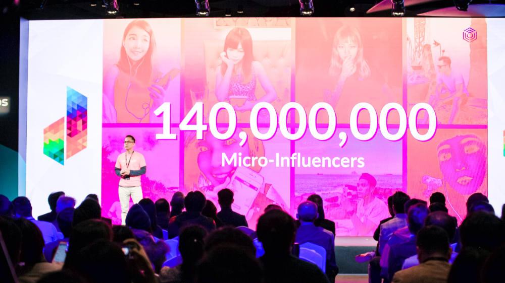 數位行銷網紅當道,Influenxio提出精準的智慧行銷方案,幫助品牌輕鬆擴散影響力