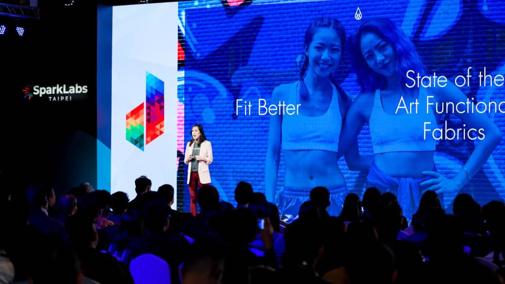 機能運動服飾品牌VIASWEAT希望品牌強化亞洲女性的自主,讓有自主的女性展現自信改變世界