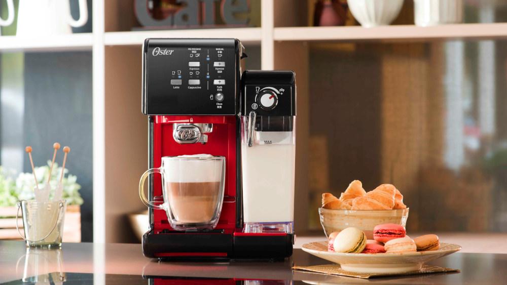 恆隆行 Oster「頂級義式膠囊兩用咖啡機」新品上市 媒體公關