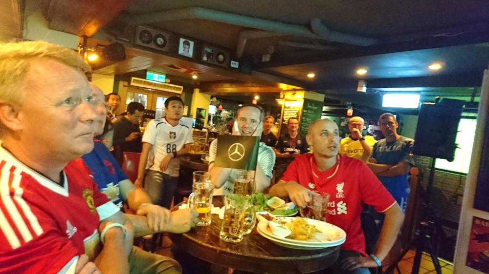 中華賓士 歐洲冠軍聯賽決賽觀賽會
