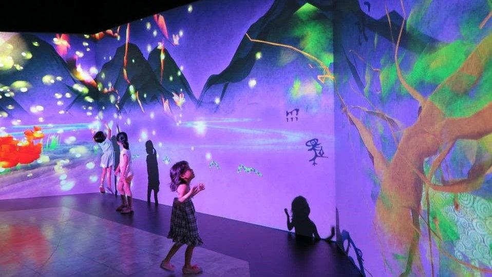 橙果設計「未來遊園地」展覽