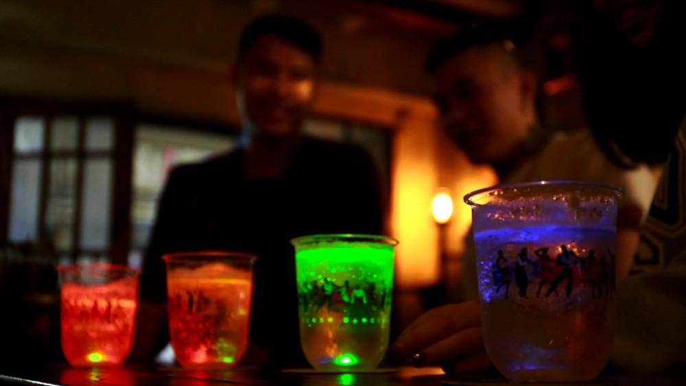瑞興工業「夜光杯」上市推廣