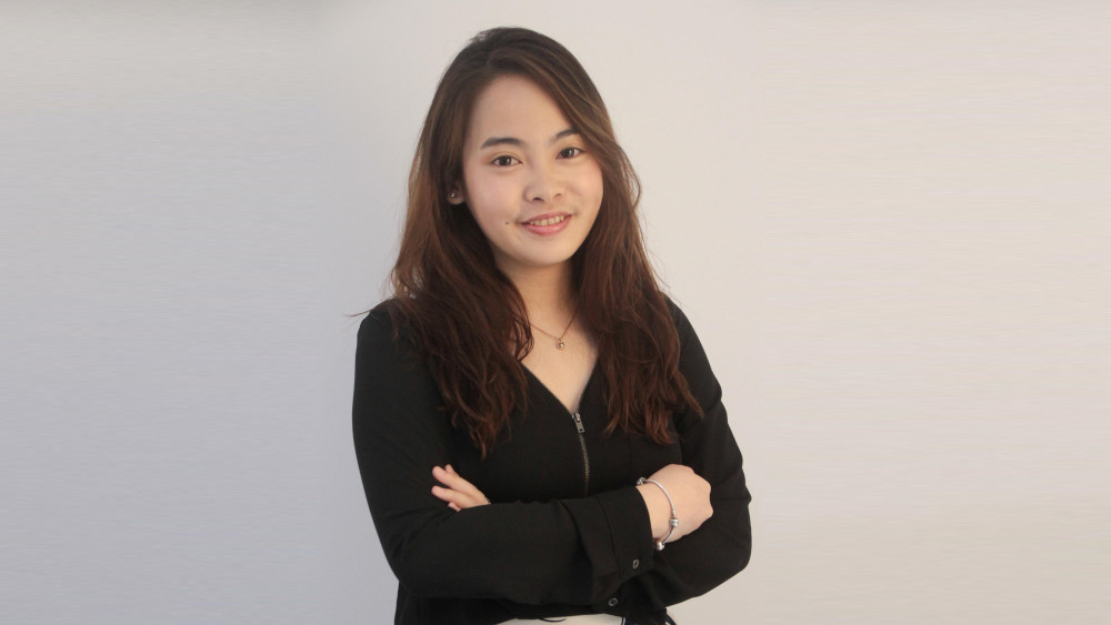 【顧問真有力】唯有不安於現狀,才能不斷超越自己 – 公關顧問副理 楊宜樺 (Amber Yang)