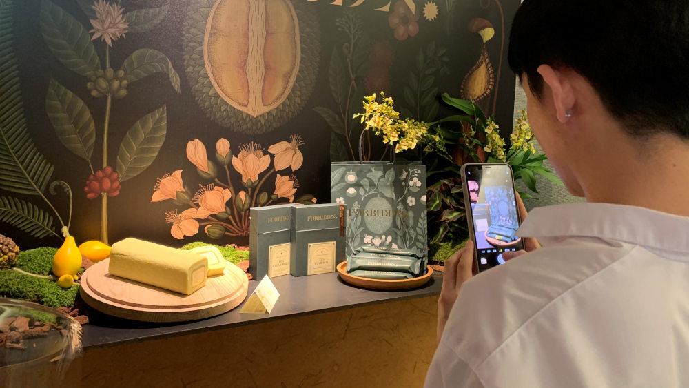 微熱山丘「FORBIDDEN」貓山王榴槤冰心蛋糕 新品媒體溝通