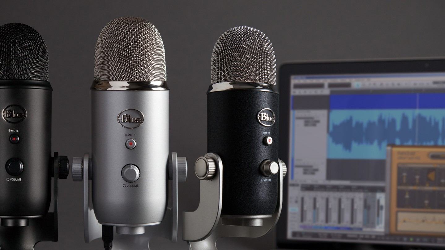 Blue Microphones 策略品牌長約