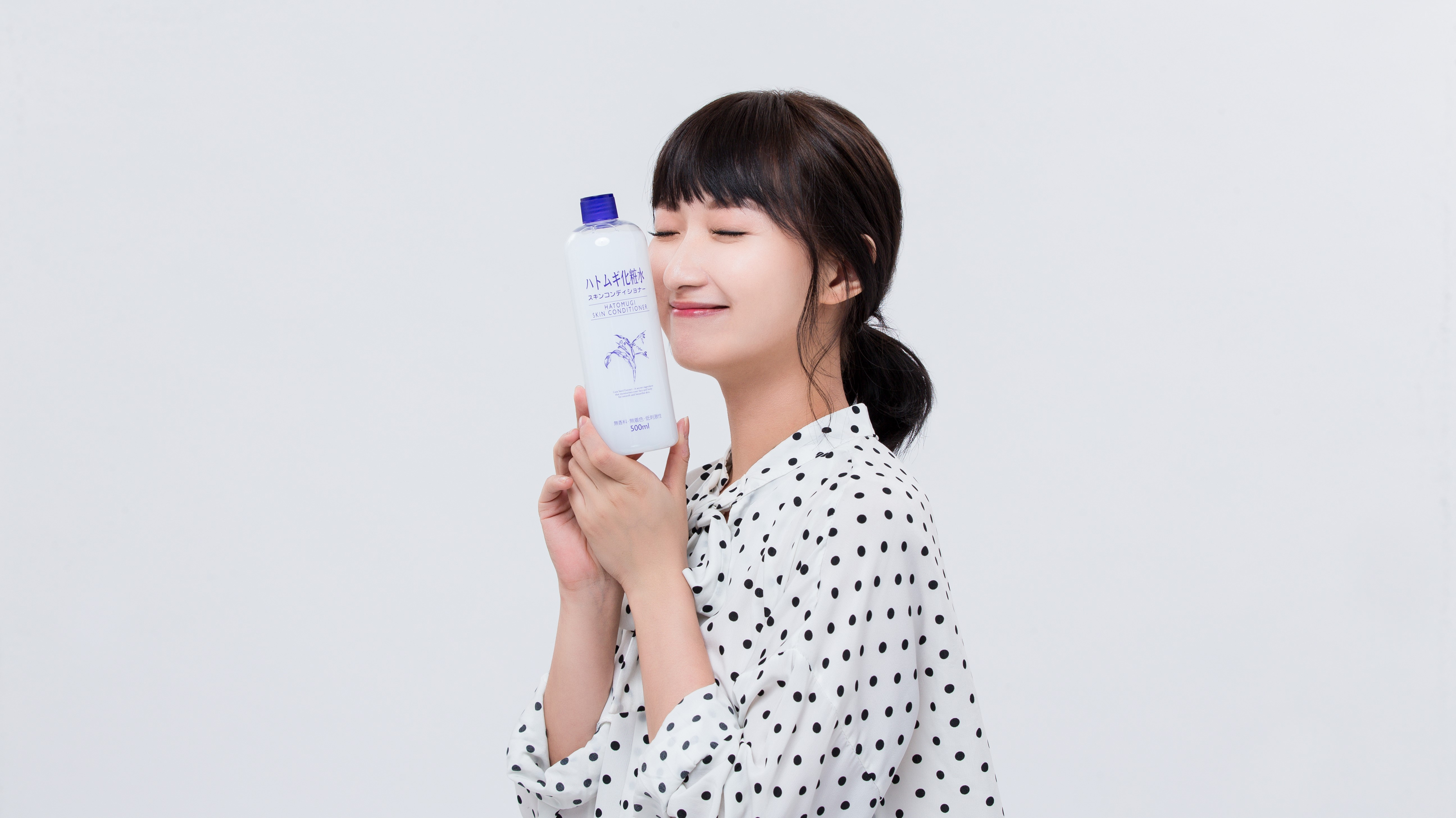imju 薏仁清潤化妝水 媒體公關