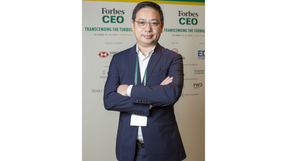 霈方國際品牌出席 「Forbes Global CEO Conference富比士全球領袖會議」海內外媒體發稿