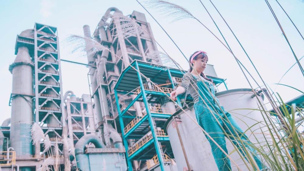 台泥DAKA 和平開放生態循環工廠 社群經營與媒體公關