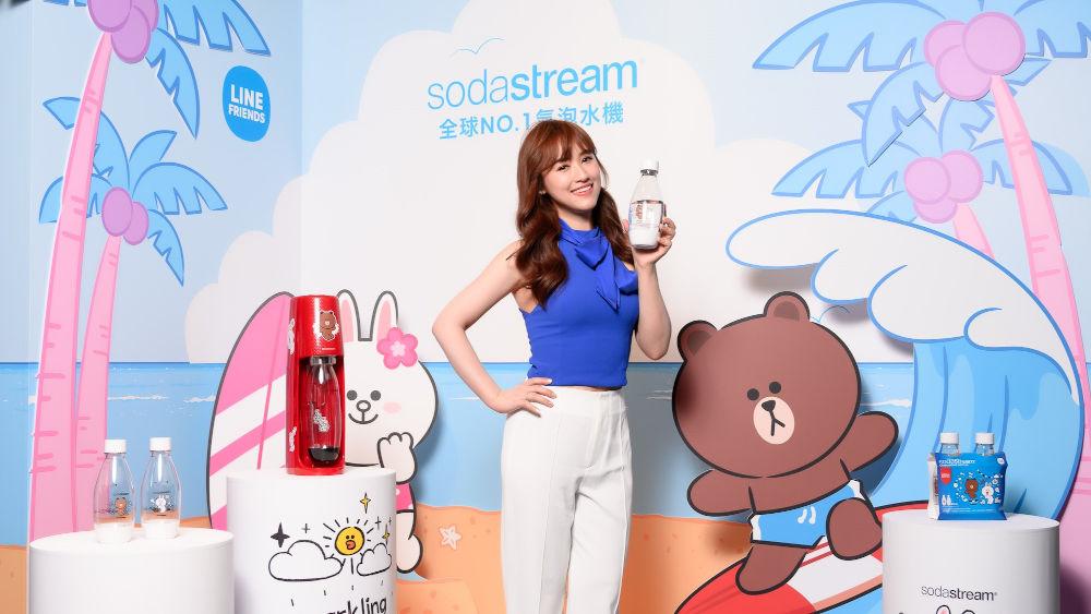 感謝肯定!「sodastream品牌十周年公關操作」獲選《動腦雜誌》2020台灣年度公關案例