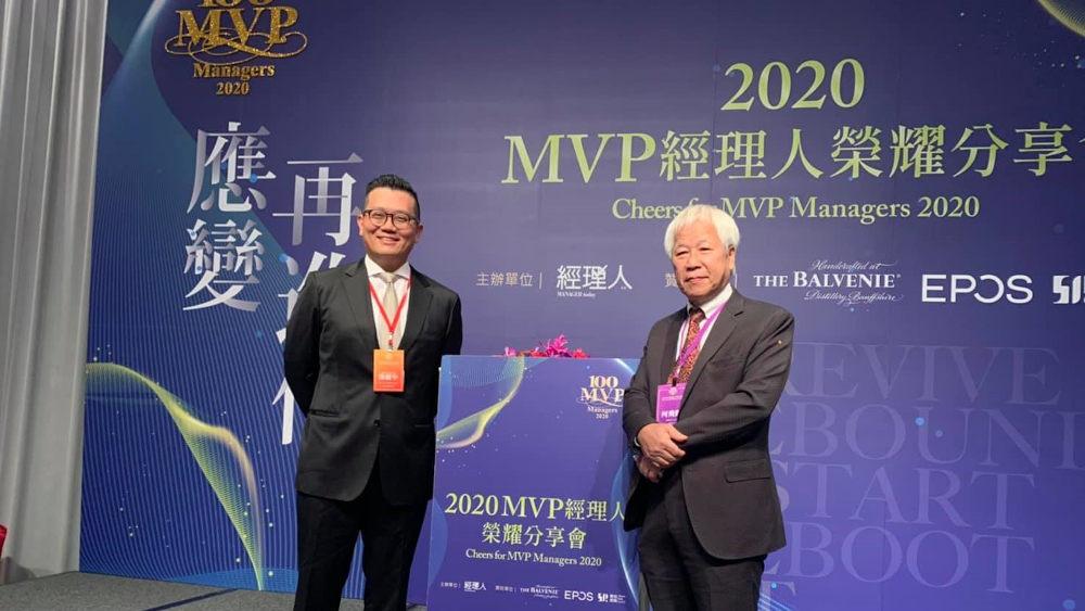 應變,再進化!《布爾喬亞公關顧問公司》鄧耀中執行長獲選2020百大經理人