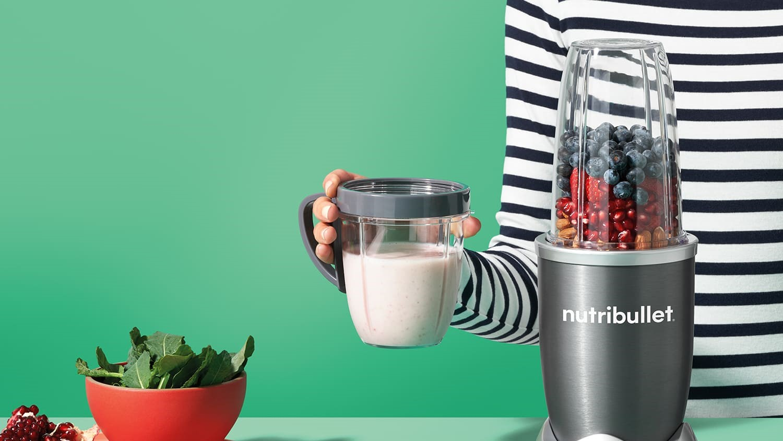 Nutribullet「高效營養萃取機」冬季媒體議題操作