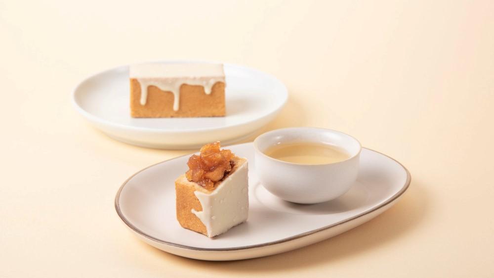 《微熱山丘》冬季限定「柚香蘋果酥」上市宣傳