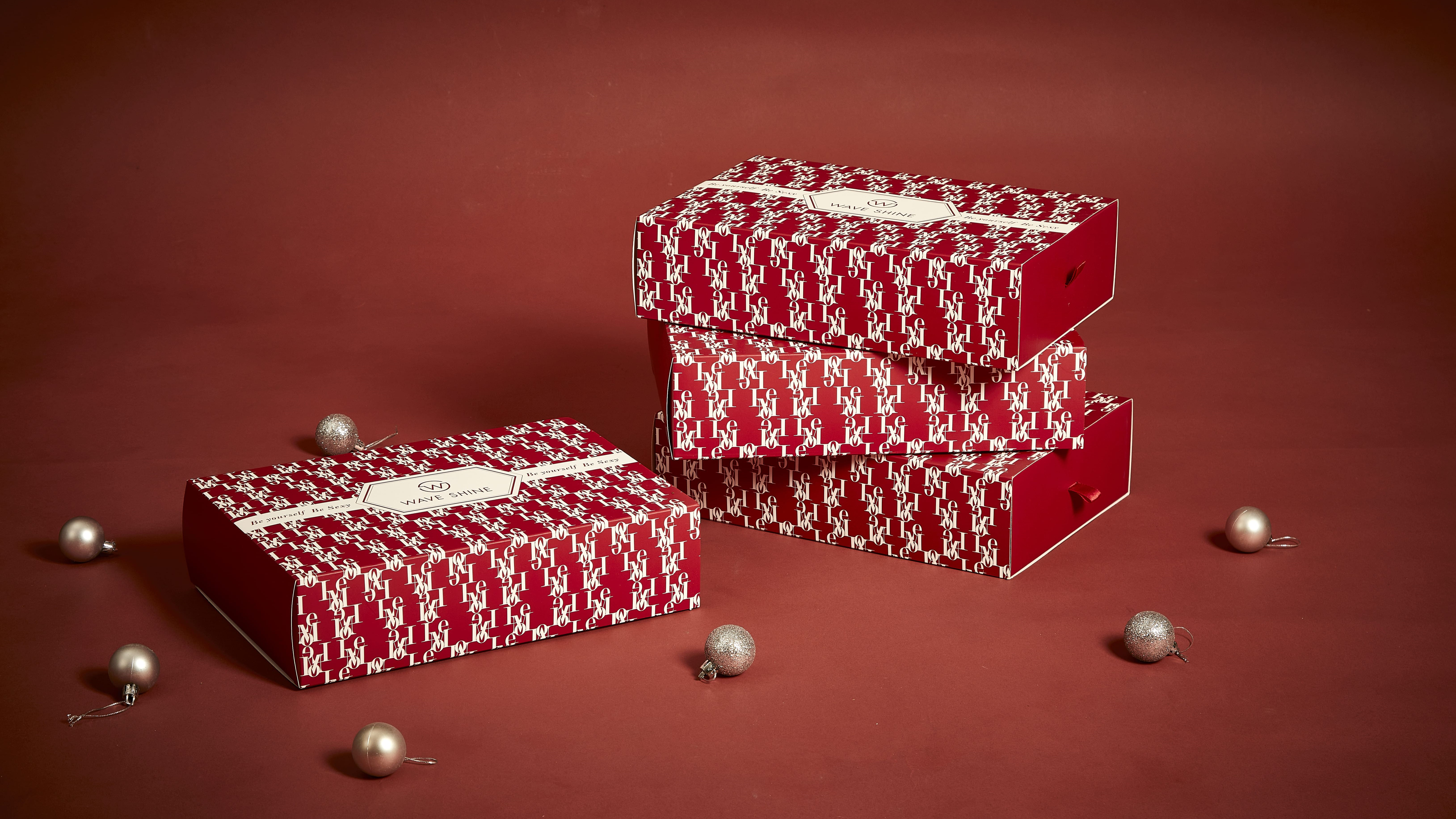 WAVE SHINE 泳裝「最辣聖誕禮盒」媒體推廣
