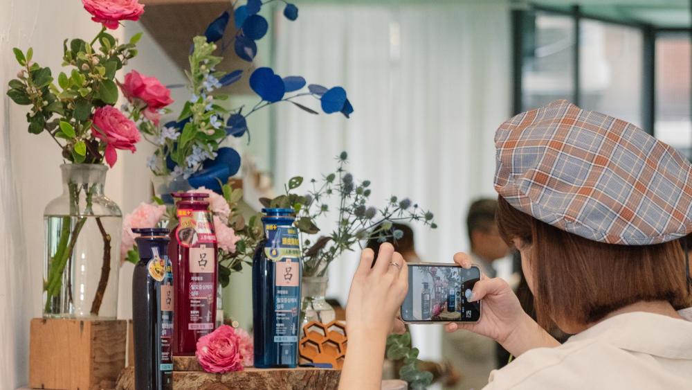 《呂Ryo》滋養韌髮系列新品發表媒體小聚